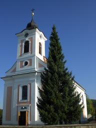 Kostel v Černé Vodě