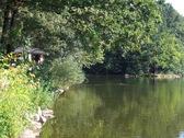 Hráz Velkého rybníku